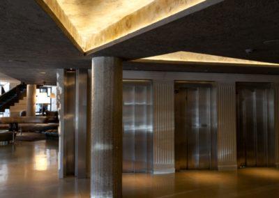 Hotel Claris – recepció (Barcelona)