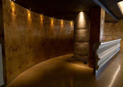 Hotel Claris - recepció (Barcelona)